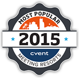 Cvent Award Winner 2015