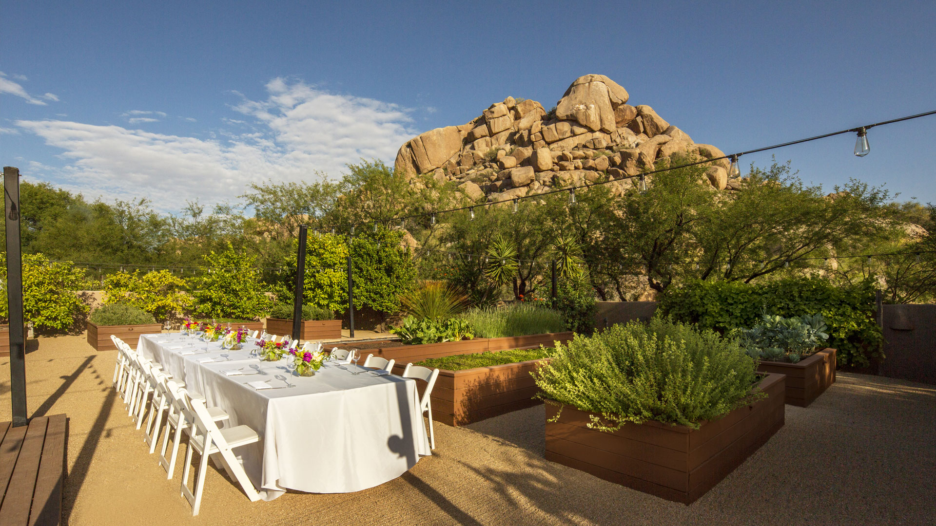 Events | Gallery | The Boulders Resort & Spa | Scottsdale