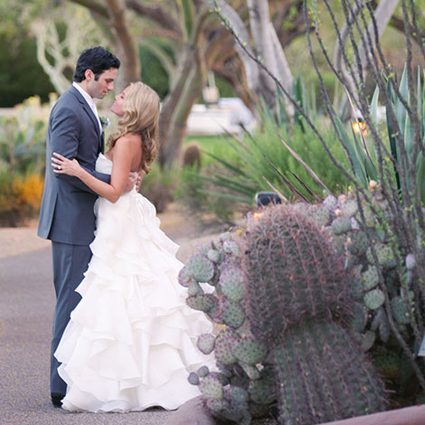 Wedding at The Boulders